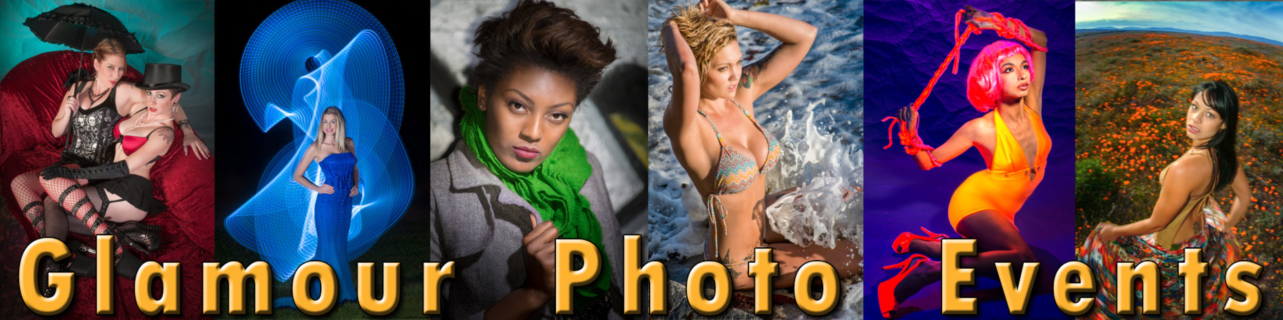 Glamour Photo Events